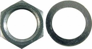 Nut & Washer - Panel, for 3/8'' Potentiometers