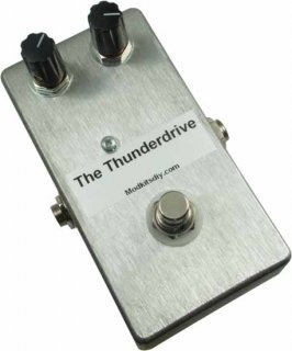Effects Pedal Kit - MOD Kits, The Thunderdrive, Overdrive