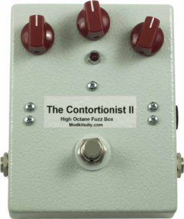 Effects Pedal Kit - MOD Kits, The Contortionist II, Fuzz