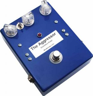 Effects Pedal Kit - MOD Kits, The Aggressor, Distortion