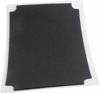 Replacement Pad - Dunlop, Rubber Slide<img class='new_mark_img2' src='https://img.shop-pro.jp/img/new/icons49.gif' style='border:none;display:inline;margin:0px;padding:0px;width:auto;' />
