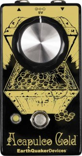 Effects Pedal – EarthQuaker Devices, Acapulco Gold, Power Amp Distortion