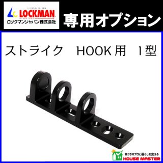 ストライク HOOK用 I型 EPIC、ロックマンジャパン対応