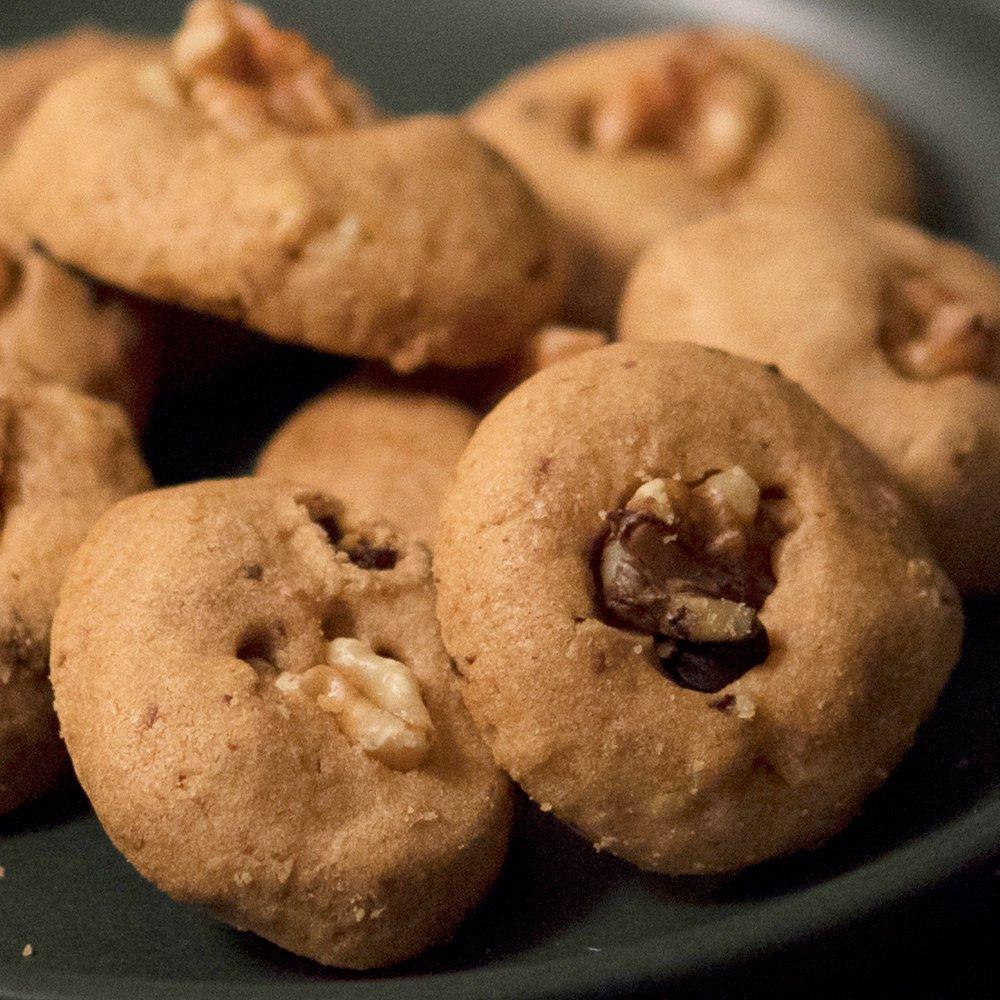 がんばクッキー/ウォールナッツレーズン