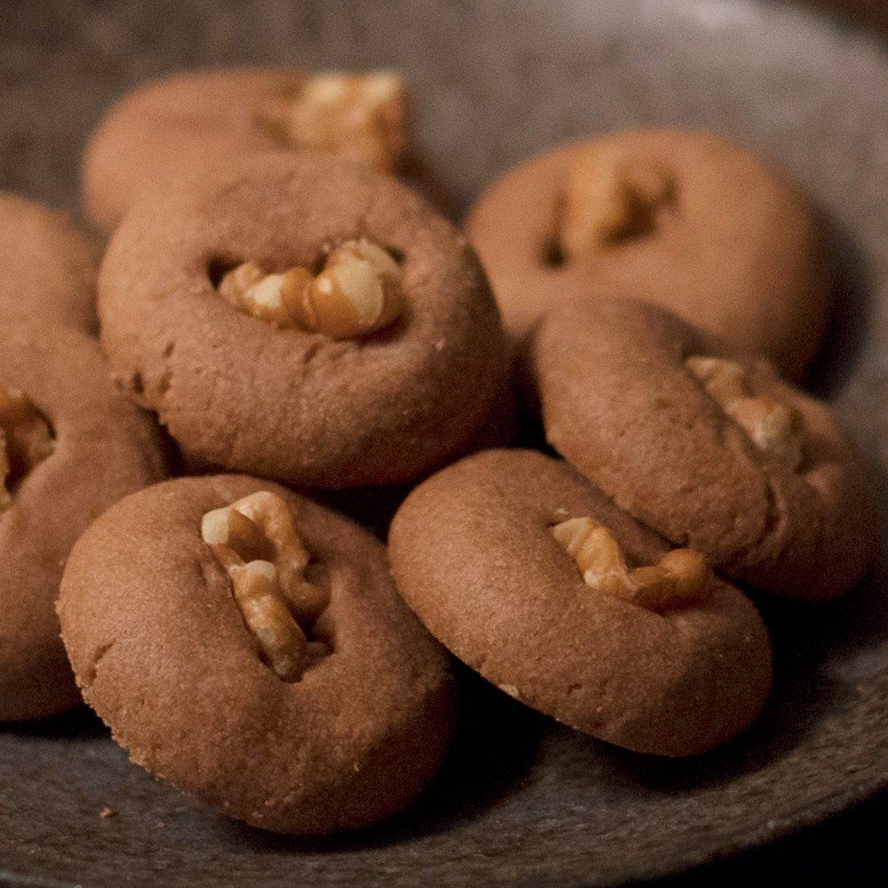 がんばクッキー/くるみ
