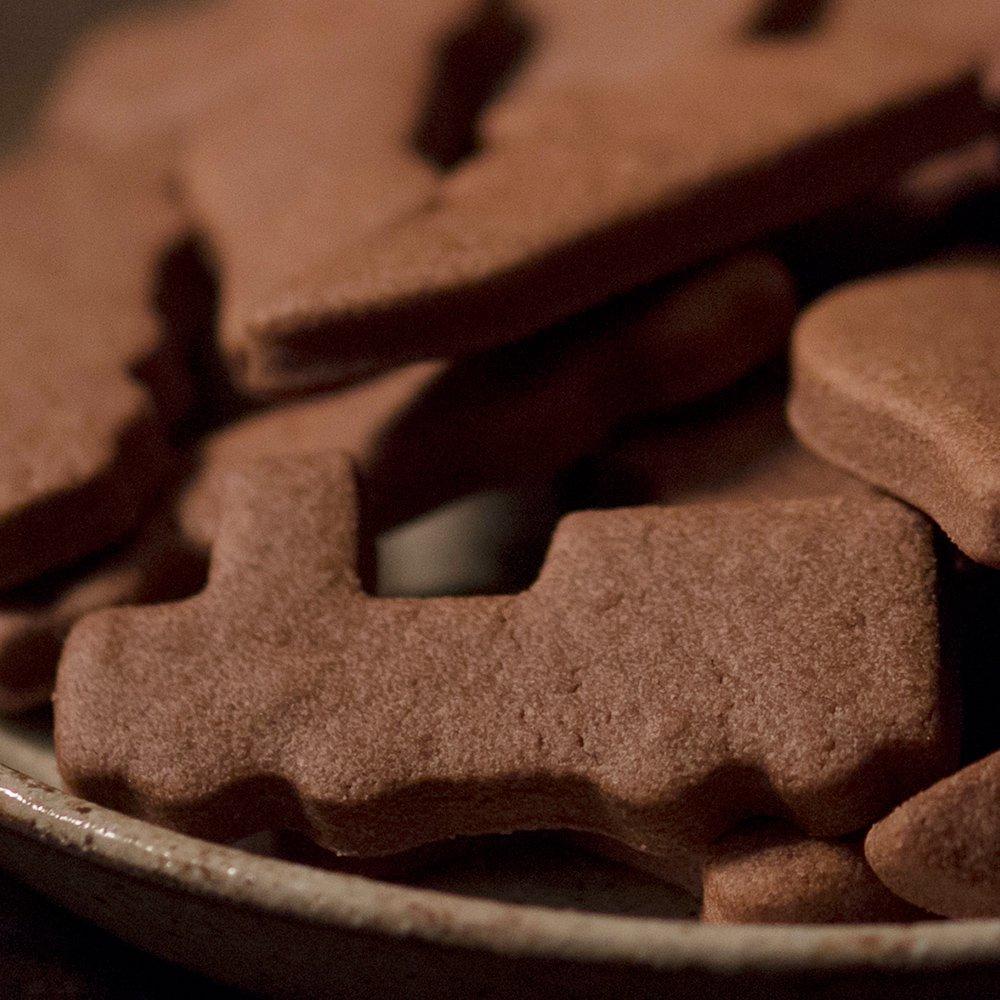 がんばクッキー/みるくココア