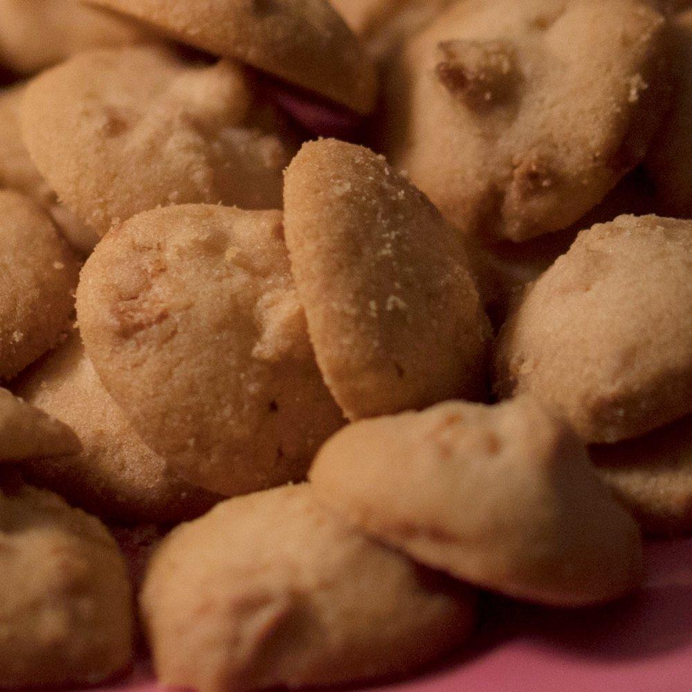 がんばクッキー/りんご