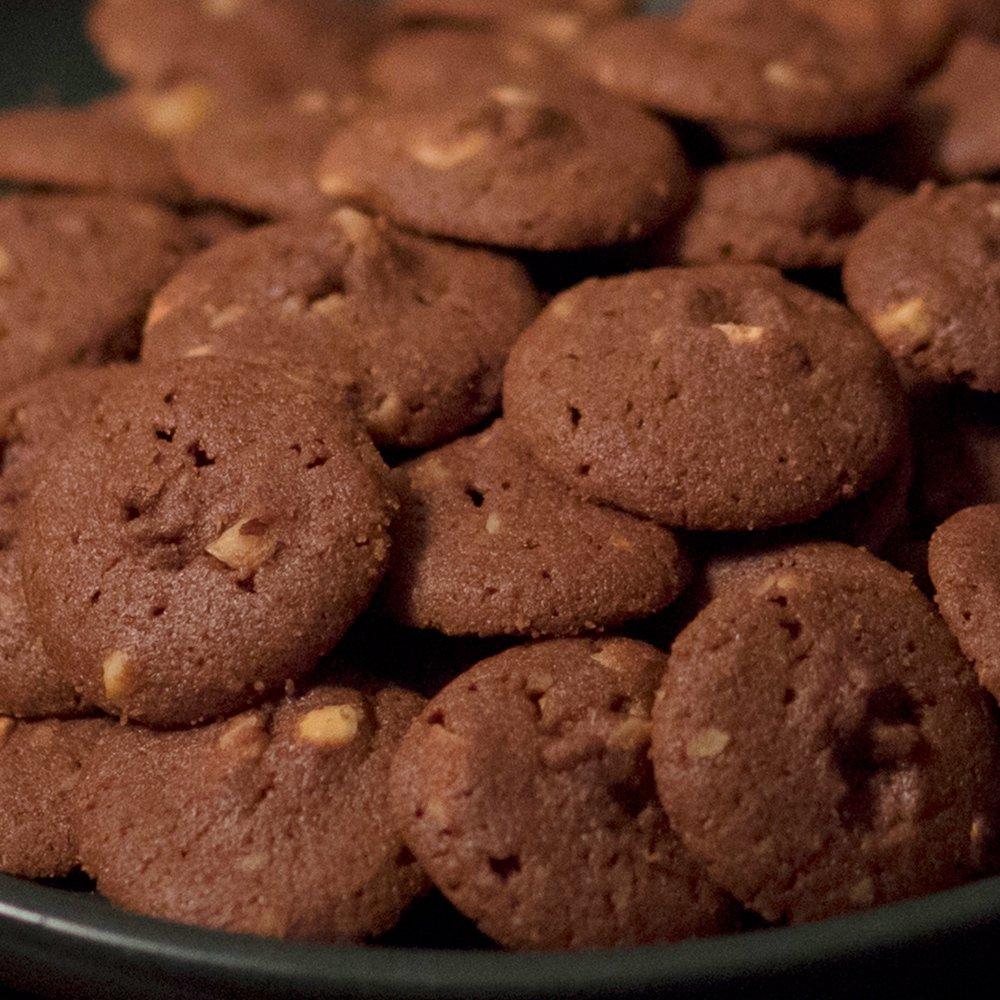 【冬季限定】がんばクッキー/ヘーゼルチョコ