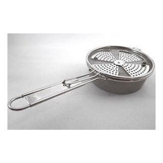ダンパー付き 手焙煎網