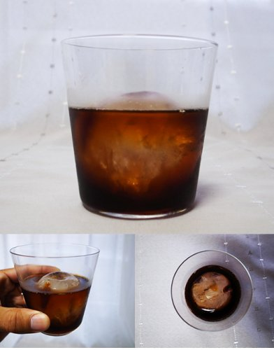 コーヒー・オン・ザ・ロック セット 4人用