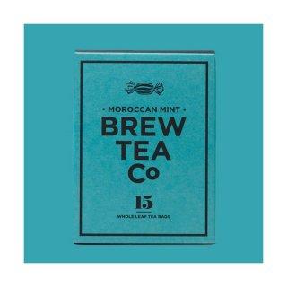 Brew Tea Co モロッカンミント ティーバッグ15個入
