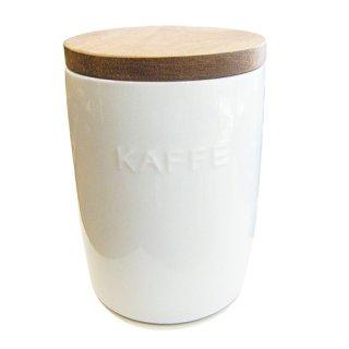 ロクサン  ホワイトキャニスター  コーヒー