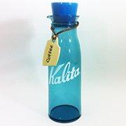 カリタ コーヒーストレージボトル ブルー #44238