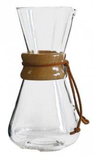 CHEMEX(ケメックス)コーヒーメーカー3カップ