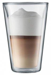 ボダム・キャンティーン・ダブルウォール保温グラス 【0.4L】2個セット(10110-10)