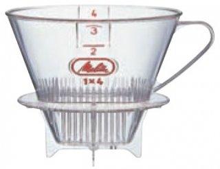 メリタ コーヒーフィルター SF−M1×4