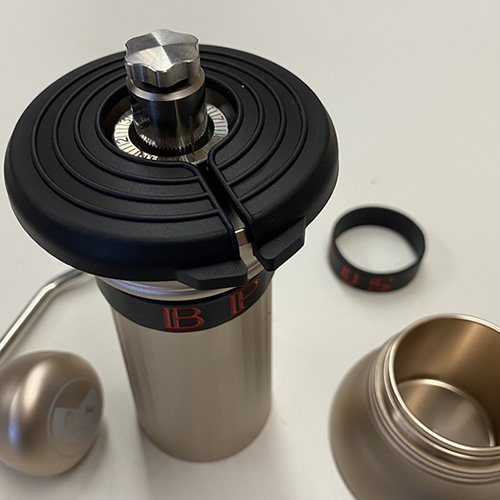 Apollo コーヒーグラインダーVer.2 グレープシャンパンゴールド