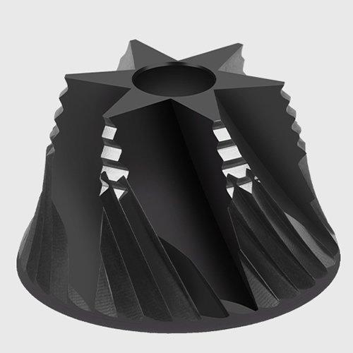 TIMEMORE コーヒーグラインダー X-Black 【正規輸入品】