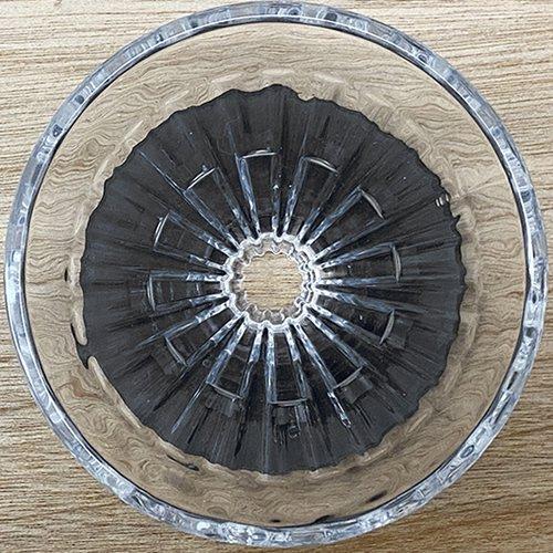 TIMEMORE クリスタルアイガラスドリッパー 02 ブラック【正規輸入品・日本語取説付】