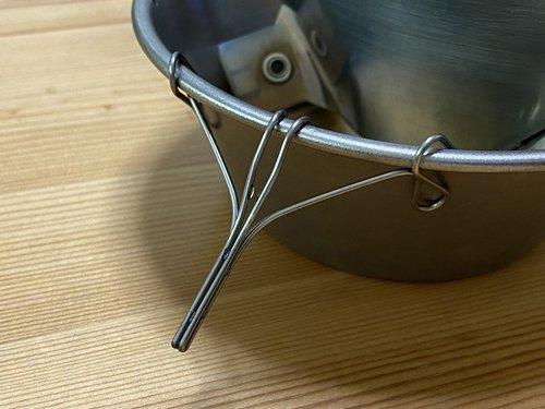 ワイヤスキッター450チタン(アルミケース付き)