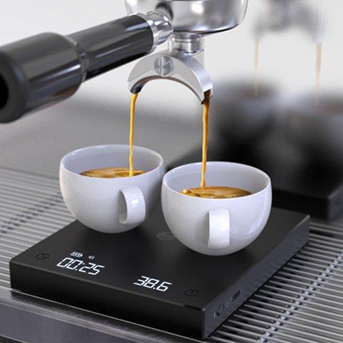 TIMEMORE タイムモア BLACK MIRROR basic+ コーヒースケール 【正規輸入品・日本語取説付】
