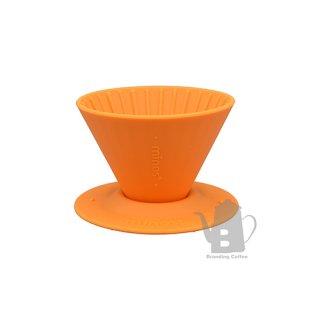 minos シリコン ポアオーバードリッパー オレンジ