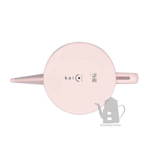 kaico カイコ ドリップケトルS墨桜 K-0174
