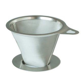 台形型ステンレスコーヒーフィルター SHIN filter #4580-1022