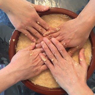 お味噌作りワークショップ