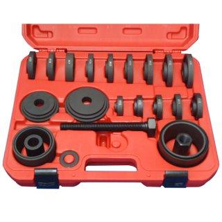 フロントホイールハブベアリングプーラー 油圧プレス用アダプターセット 油圧プレス用アタッチメントとしても使用可能!