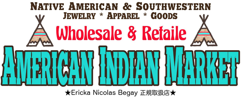 American Indian Market《Ericka Nicolas Begay 正規輸入店》