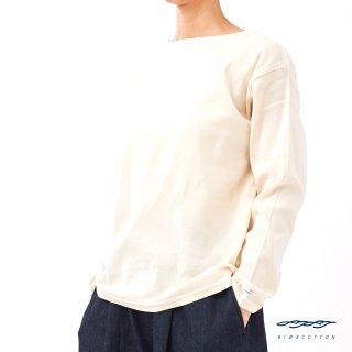 【dead stock】ビワコットンボートネックTシャツ_3417700