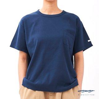 【dead stock】ビワコットンクルーネックポケットTシャツ_3417702
