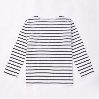 【dead stock】ビワコットンボートネックTシャツ_3417701