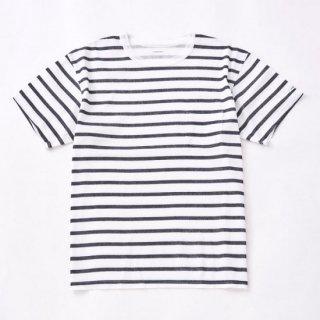 【dead stock】ビワコットンクルーネックポケットTシャツ_3417703