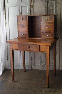 ライティングデスク-antique writing desk