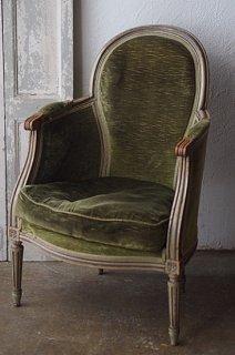 ルイ16世様式サロンソファ-antique french sofa