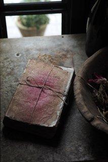 1825年、演劇芸術の赤い本-old book