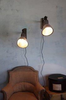 長いアームのブラケットランプ-industrial bracket lamp