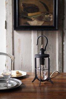 真鍮のガラスフックライト-Davey Lighting Well Glass Hook Light