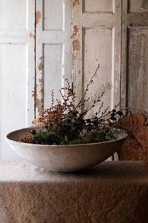柔らかな風合い、白いポット-concrete plants pot