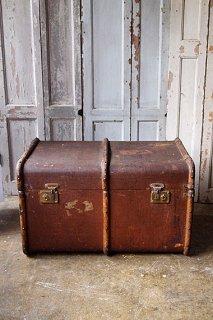 アンティークトランク-antique trunk