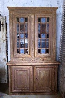 19世紀のベルギーキャビネット-old cabinet
