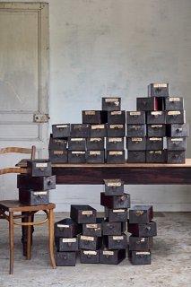 引き出し、引き出し、、、more!-vintage drawer