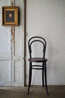 毅然としたベントウッドハイチェア-vintage bent wood chair