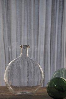 香りを封じた貯蔵瓶-antique glass bottle