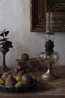 トーチライト、オイルランプ-antique oil lamp