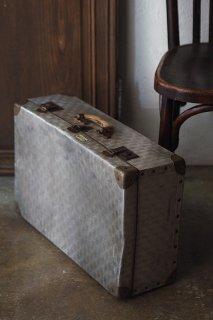 ブリキトランク-vintage tincan trunk