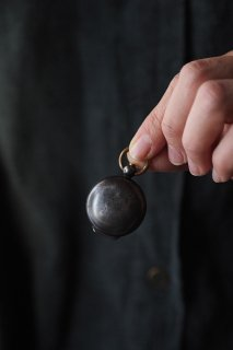 バネ式コインホルダー-antique coin holder