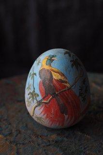 イースターエッグ千紫万紅の渦に-antique easter egg objet
